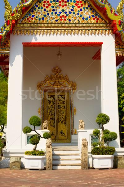 Stock photo: Wat Po