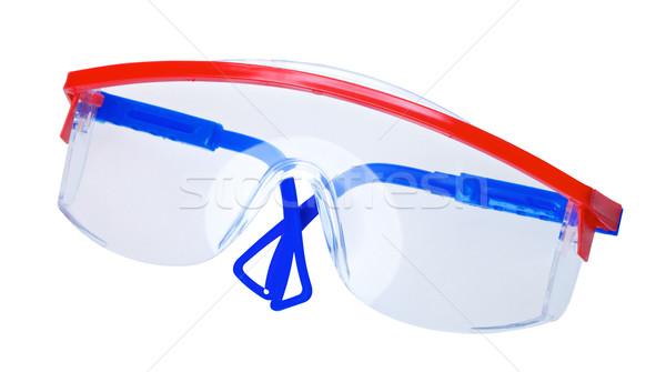 Protective Eyeglasses Stock photo © PetrMalyshev