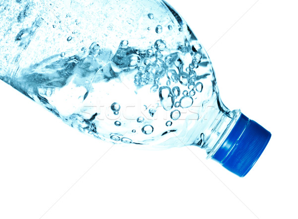 Bottle Of Mineral Water Stock photo © PetrMalyshev