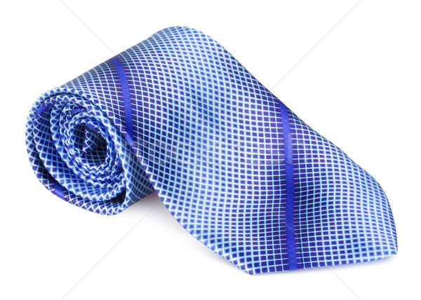 Blue Necktie Stock photo © PetrMalyshev