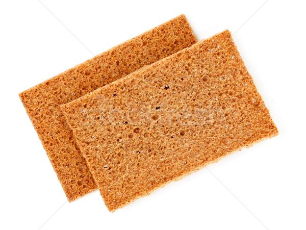 crisp crackers Stock photo © PetrMalyshev