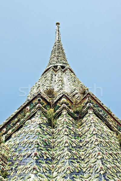 Wat Po Stock photo © PetrMalyshev