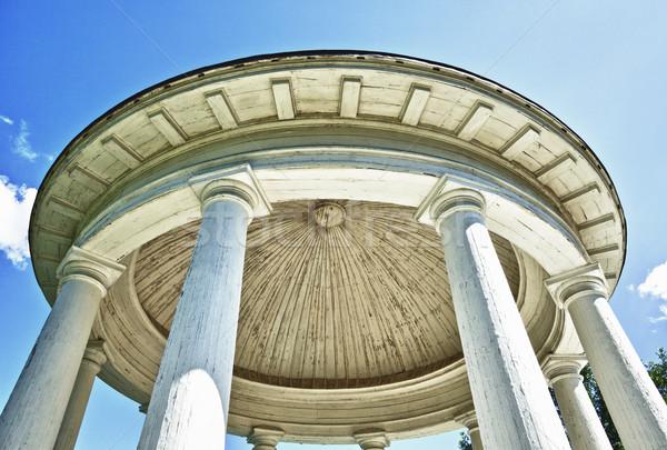Rotunda Stock photo © PetrMalyshev