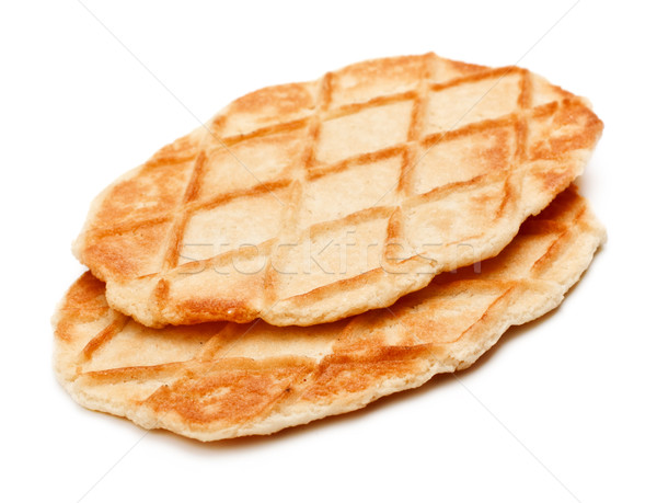 Crisp Waffles Stock photo © PetrMalyshev