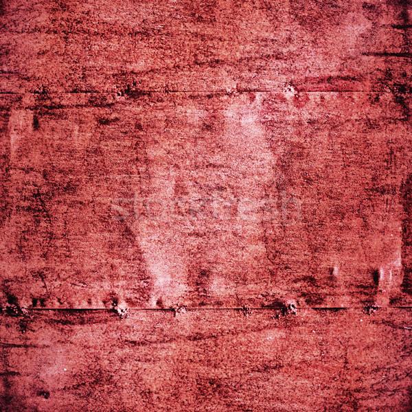 металл окрашенный стены текстуры высокий Сток-фото © PetrMalyshev