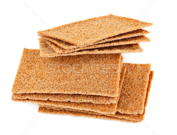 crisp crackers Stock photo © PetrMalyshev