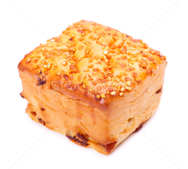 Stock photo: Bread Loaf With Sesame