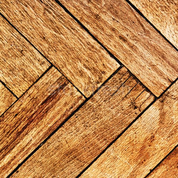 parquet texture Stock photo © PetrMalyshev