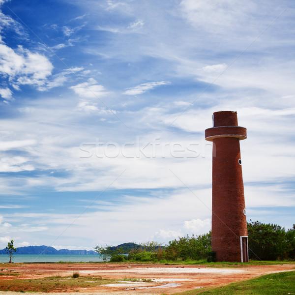 Koh Lanta Lighthouse Stock photo © PetrMalyshev