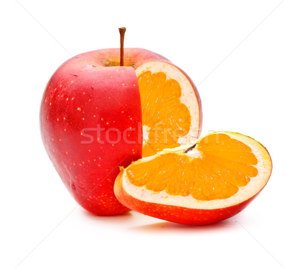 GMO Appleorange Stock photo © PetrMalyshev