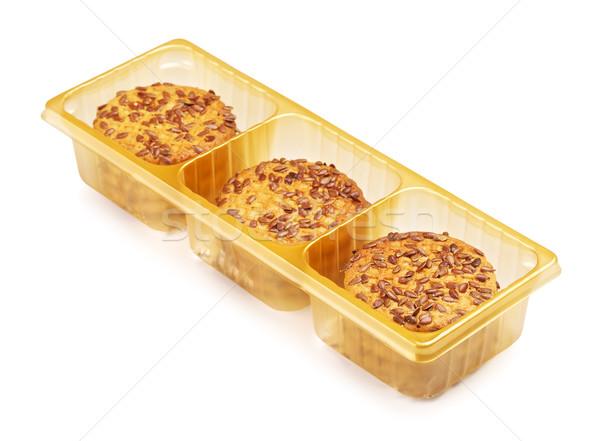 Stock photo: Sesame Cookies