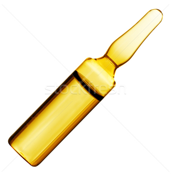 Medical Ampoule Stock photo © PetrMalyshev