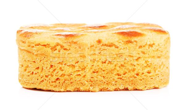 Soft Almond Cookie Stock photo © PetrMalyshev