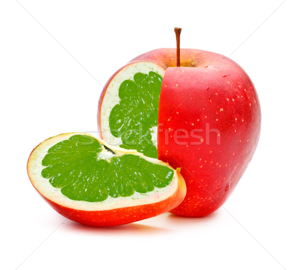 GMO Applime Stock photo © PetrMalyshev