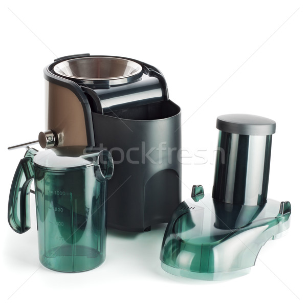 juice extractor parts Stock photo © PetrMalyshev