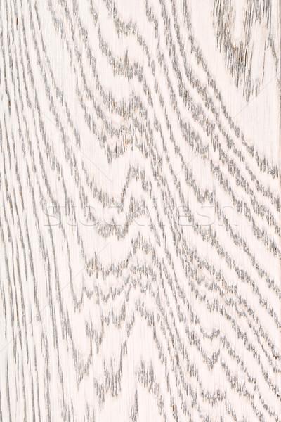 Bianco verniciato rovere wood texture legno texture Foto d'archivio © PetrMalyshev
