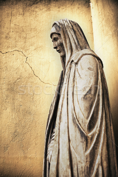 Statue in Cathedral Stock photo © PetrMalyshev