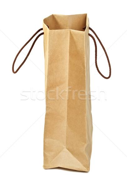 Paper Bag Stock photo © PetrMalyshev