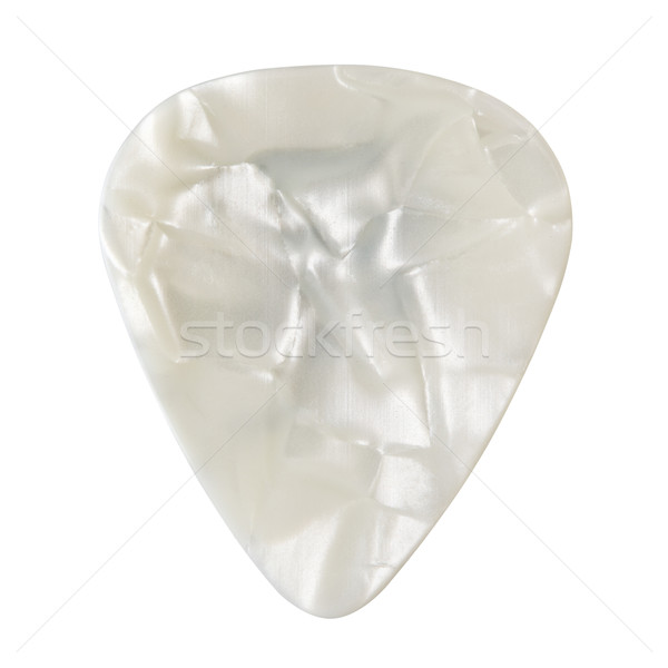 Guitar Plectrum Stock photo © PetrMalyshev