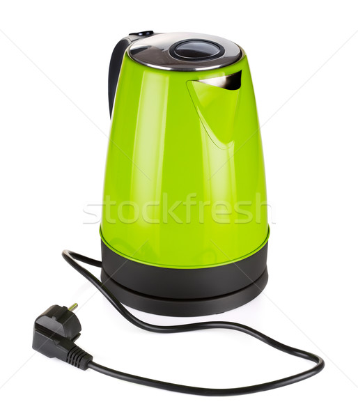 Electric Kettle Stock photo © PetrMalyshev