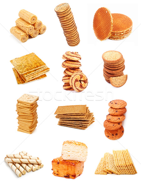 Stock photo: Sweet Bakery Collection