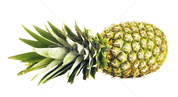 Fresh Green Pineapple Stock photo © PetrMalyshev