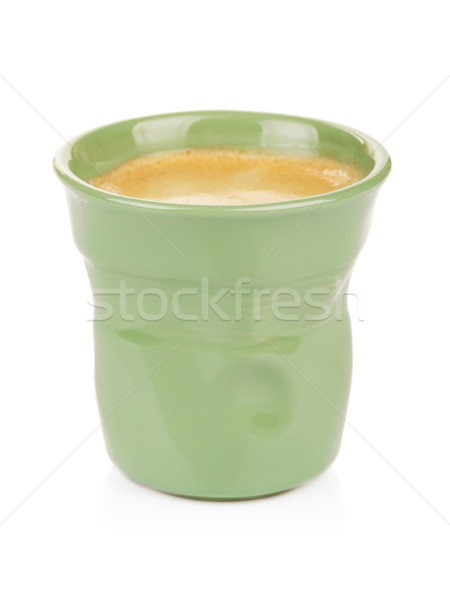 Espresso Cup Stock photo © PetrMalyshev