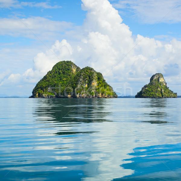Andaman Sea Islands Stock photo © PetrMalyshev
