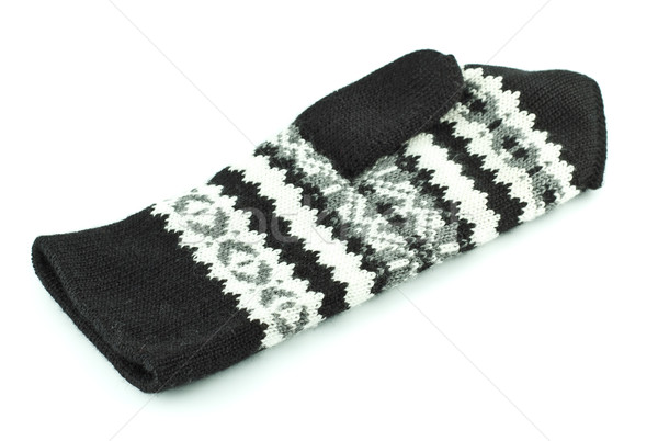 Wool Mitten Stock photo © PetrMalyshev
