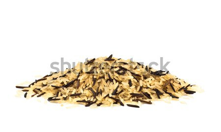 rice blend Stock photo © PetrMalyshev