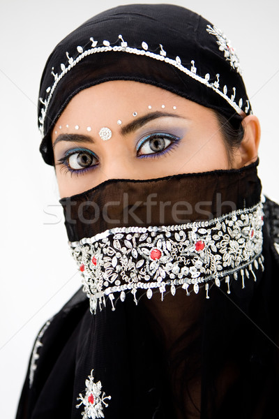 Gypsy woman Stock photo © phakimata