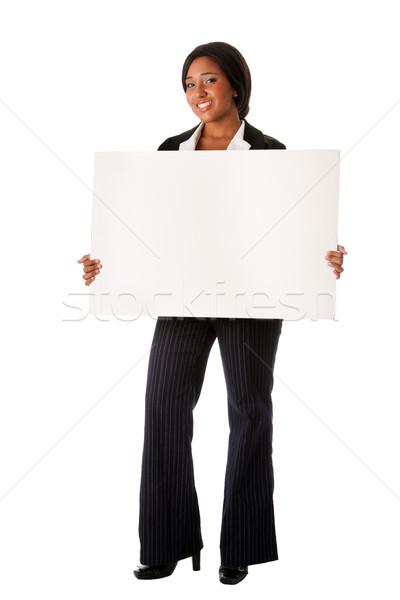 Corporate business sign  Stock photo © phakimata