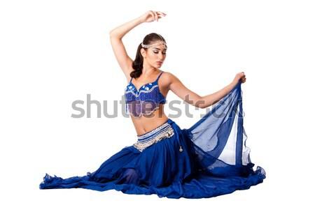 Harem belly dancer Stock photo © phakimata