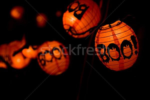Boo! Stock photo © phakimata