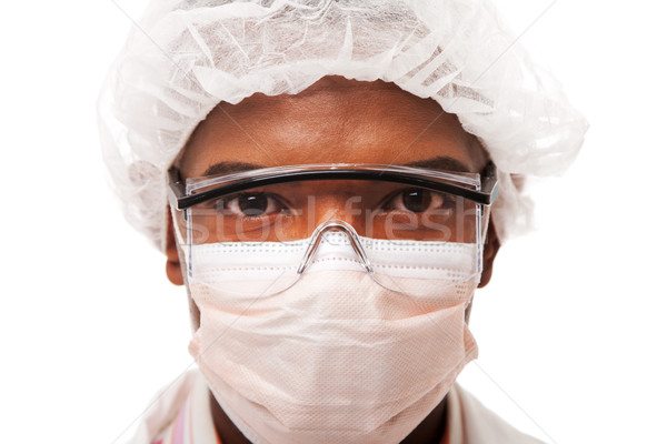 Food Industry Hygiene Stock photo © phakimata
