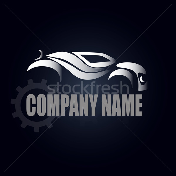 Car company logo Stock photo © Phantom1311