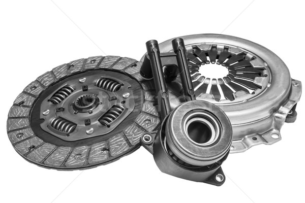 clutch kit with shallow depth of field Stock photo © Phantom1311