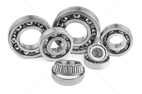 Bearings with shallow depth of field Stock photo © Phantom1311
