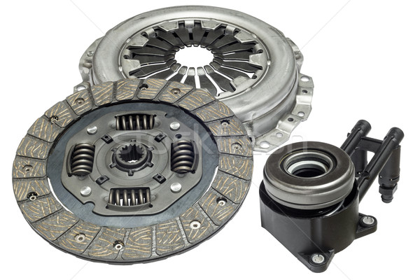 car clutch kit on a white background Stock photo © Phantom1311