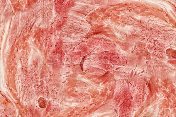 meat texture closeup Stock photo © Phantom1311