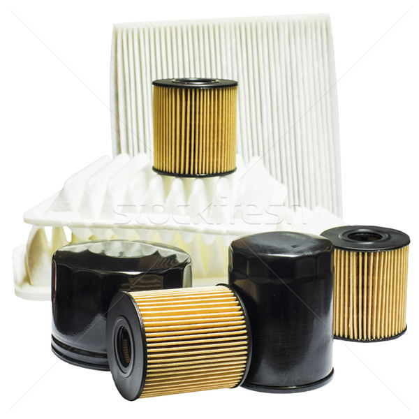 Filters for cars Stock photo © Phantom1311