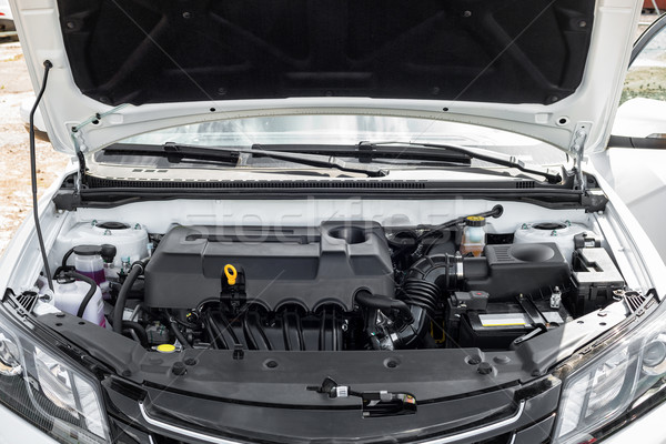 new engine car Stock photo © Phantom1311