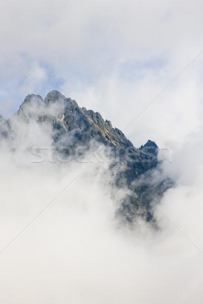 Vysoke Tatry (High Tatras), Slovakia Stock photo © phbcz