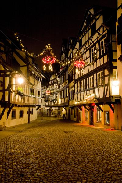 Petite France, Strasbourg, Alsace, France Stock photo © phbcz