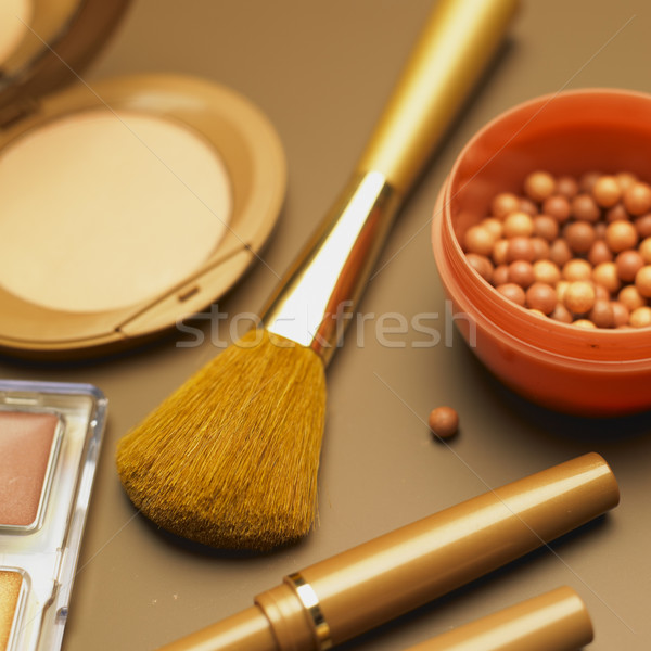 decorative cosmetics Stock photo © phbcz
