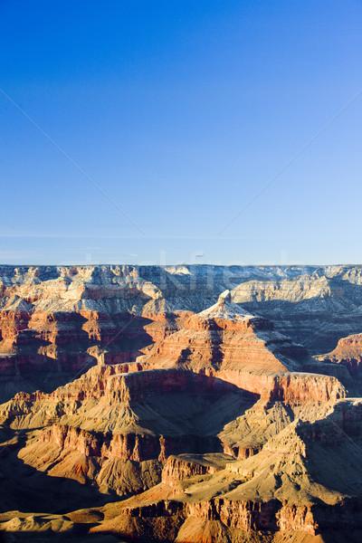 Stok fotoğraf: Grand · Canyon · park · Arizona · ABD · manzara · seyahat