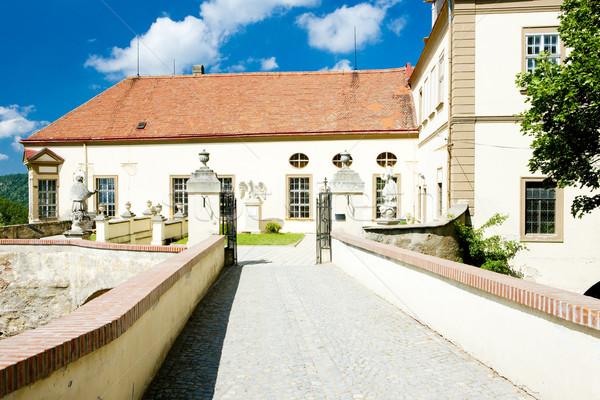 Znojmo Castle, Czech Republic Stock photo © phbcz