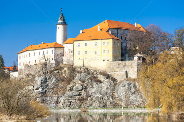 Ledec nad Sazavou Castle, Czech Republic Stock photo © phbcz