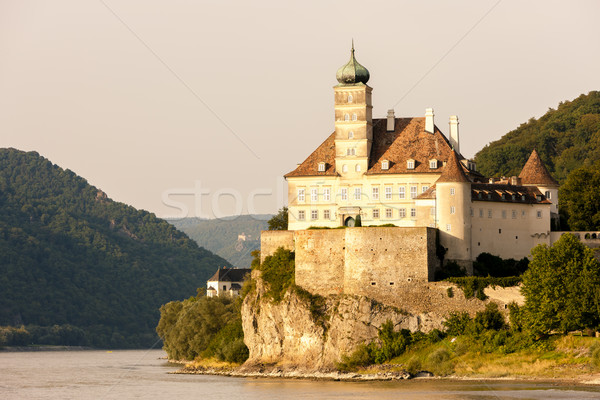 Palace Schonbuhel on the Danube river, Lower Austria, Austria Stock photo © phbcz