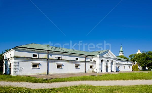 Museum of Arsenal, Zamosc, Poland Stock photo © phbcz